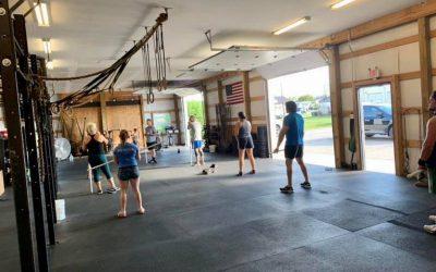 Ironton CrossFit Expansion